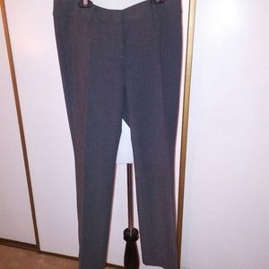Talbots Gray Trousers 6P